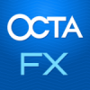 octafx global trading Logo